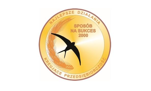 Logo sposób na sukces